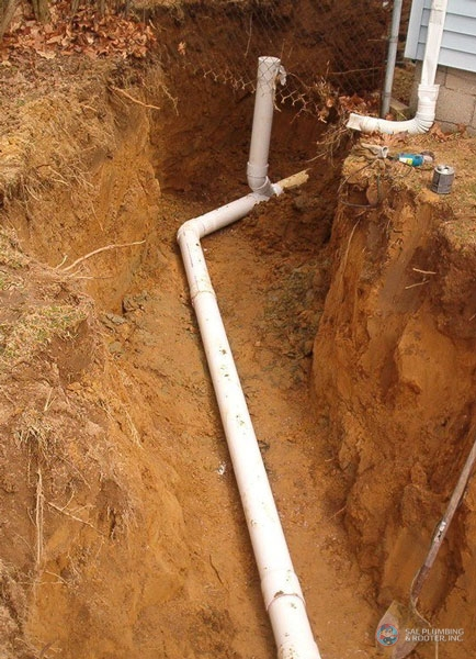 SAL Plumbing and Rooter Inc. have years of experience with main line plumbing repairs in your area.