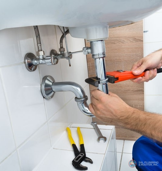Plumbing repairs never come at a convenient time, but SAL Plumbing & Rooter will work with your schedule to get the repairs done as quickly as possible.