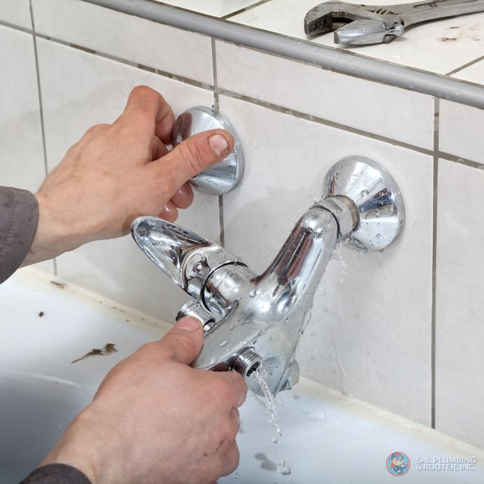 Leaking faucets can cost you a lot of money when not repaired.