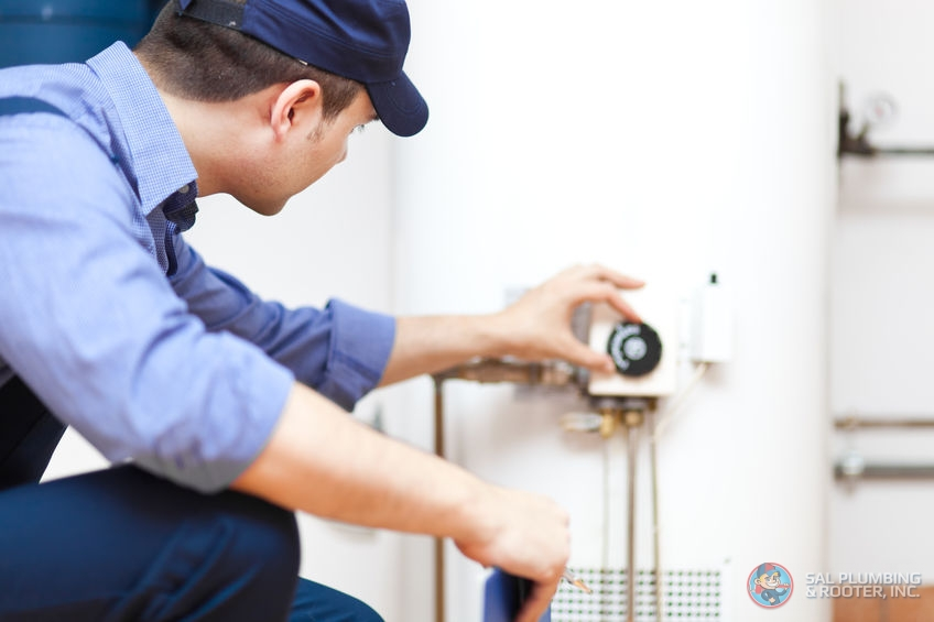 Have your water heater inspected and serviced at least once a year to help the longevity of your appliance.