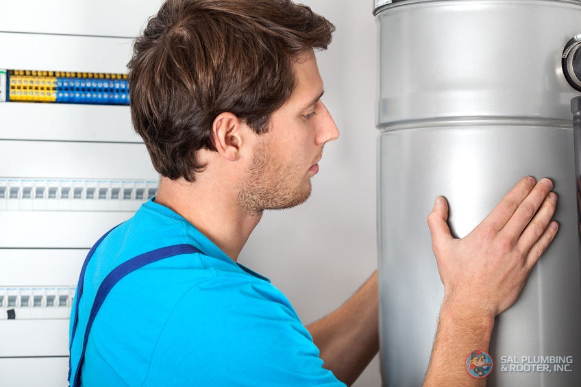 SAL Plumbing and Rooter Inc. are available for any water heater services in your area.