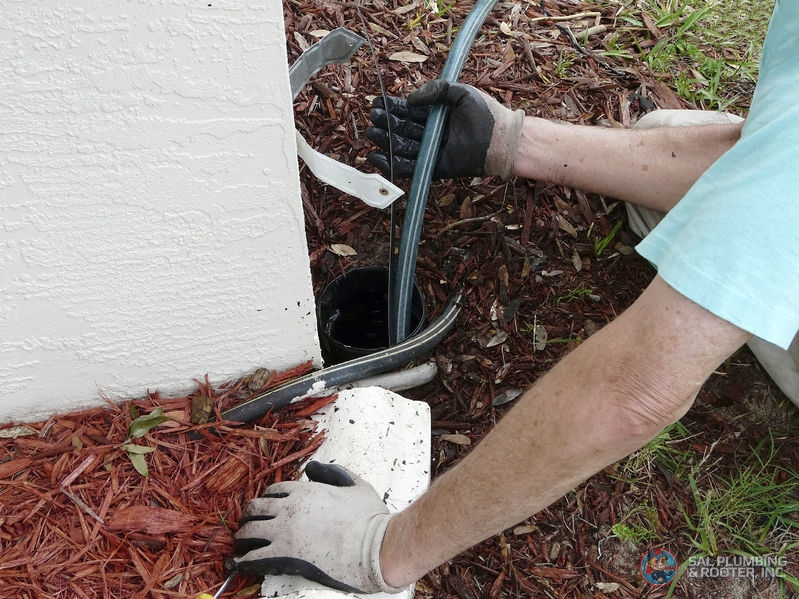 Let SAL Plumbing and Rooter Inc. help with your sewer line cleaning and replacement needs.