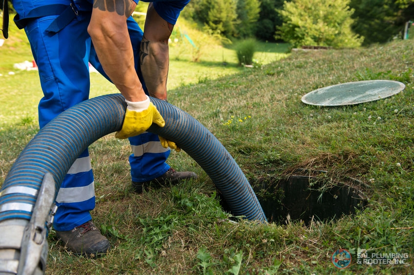 SAL Plumbing & Rooter are available for emergency sewer services.
