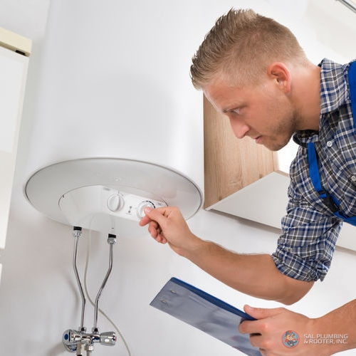 Electric water heater installation doesn't have to be expensive or time-consuming.